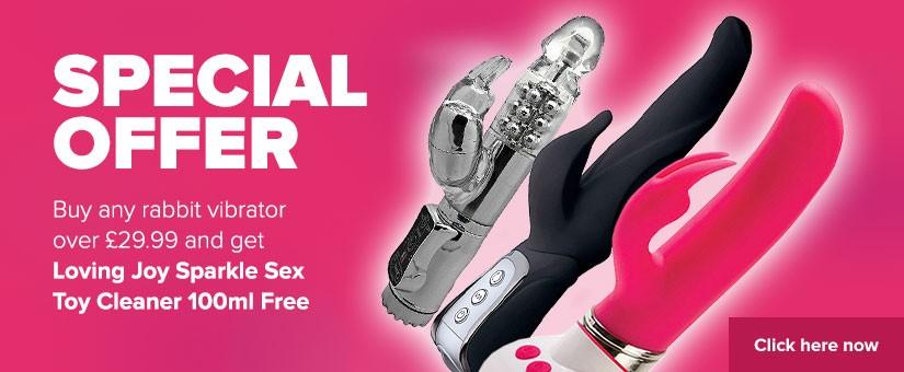 January Vibrator Offer
