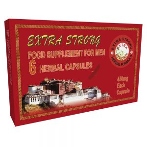 Extra Strong Male Tonic Enhancer Transparent