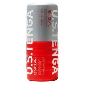 TENGA Ultra Soft Double Hole Cup