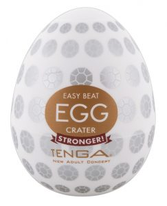 TENGA Crater Hard Boiled Egg ( Stronger )