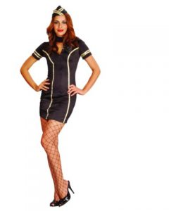 Sexy Air Hostess Costume