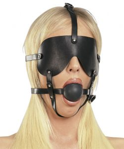 Fetish Face Kit (Head Harness)