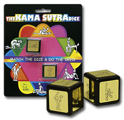 Kamasutra Gold Dice Game