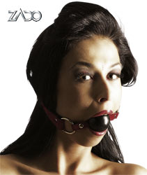 Leather Ball Gag