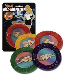 Sexual Positions Drink Coasters