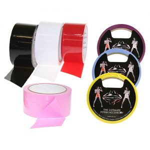 Funky Bondage Tape or Ribbon