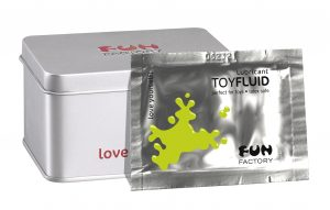 Fun Factory Love Case Toy Lubricant