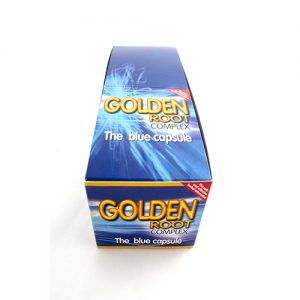 Golden Root Complex-The Blue Pill