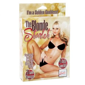 The Blonde Starlet Love Doll 3 Love Passages