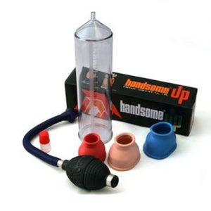 Handsome Up Vacuum Developer/Penis Pump