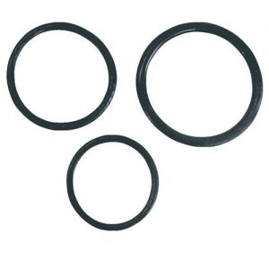 Set of Three Black Cockrings