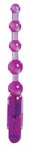 Anovibe + Anal Beads with Removable Egg