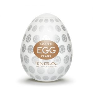 TENGA Crater Hard Boiled Egg