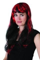 Deluxe Sultry Vampiress wig
