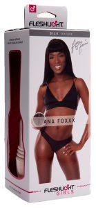 Ana Foxxx Silk Masturbator ( Fleshlight )