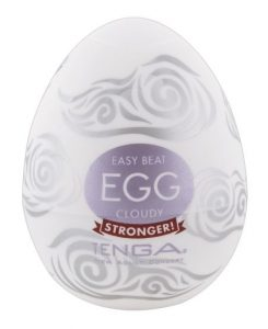 TENGA Cloudy Hard Boiled Egg ( Stronger )