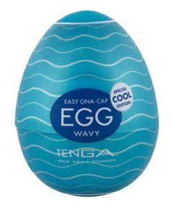 Tenga Egg Wavy ( Egg Cool )